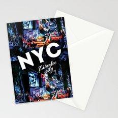 NEW-YORK (LIBERTEE CITY) Stationery Cards