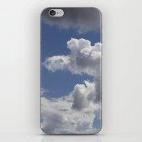 Snoopy Cloud iPhone & iPod Skin