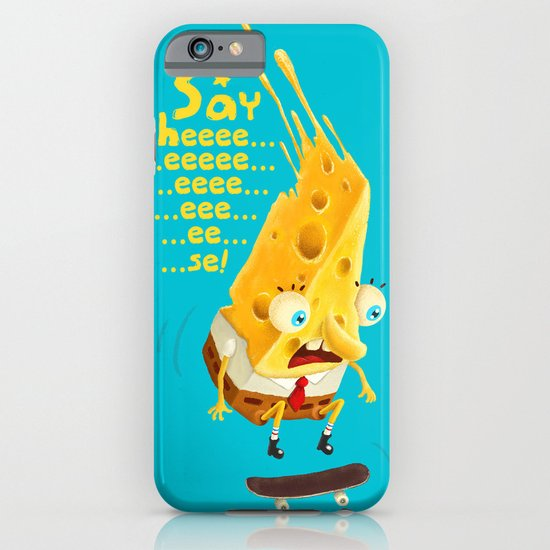 Say cheese iPhone & iPod Case