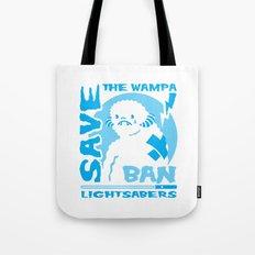 Save the Wampa Tote Bag