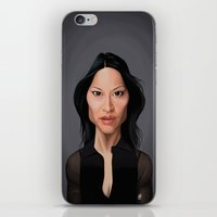 Celebrity Sunday - Lucy … iPhone & iPod Skin