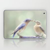 Spring Kiss Laptop & iPad Skin