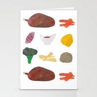 Roast Dinner Stationery Cards