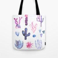 Pinata Cactus Tote Bag