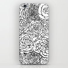 Sketched Gardens iPhone & iPod Skin