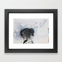 Prayer For The Trafficked Framed Art Print