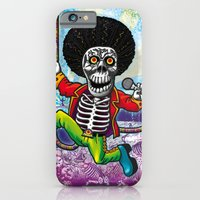 iPhone & iPod Case featuring Poster Funkadelik by Rilke Guillén