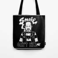 Smoke Can't Kill Me Tote Bag