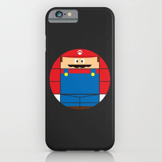 Mario | Projekt Sirkols iPhone & iPod Case