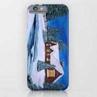 Winter landscape-1 iPhone 6 Slim Case
