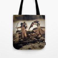Tom Feiler Bow and Arrow Tote Bag