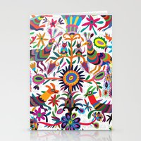 Mexicanitos al grito - Tenangis Stationery Cards