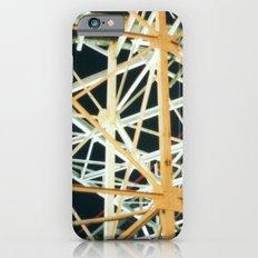 Nighttime Cyclone iPhone 6s Slim Case