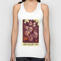 CLASSIC MONSTERS Unisex Tank Top