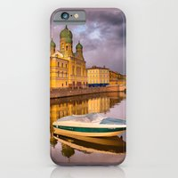 Church of the Holy Isidorovskaya  iPhone 6 Slim Case