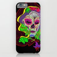 iPhone & iPod Case featuring Darlin' Of The Dead by Artless Arts
