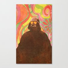The Groovy Side Canvas Print