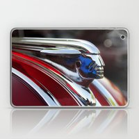 Retro Pontiac hood ornament from the Goodguy's Auto show Laptop & iPad Skin