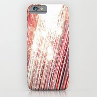 wall of red iPhone 6 Slim Case