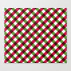 Holiday Pattern Canvas Print