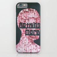 iPhone & iPod Case featuring :::Nothing More::: by Süyümbike Güvenç