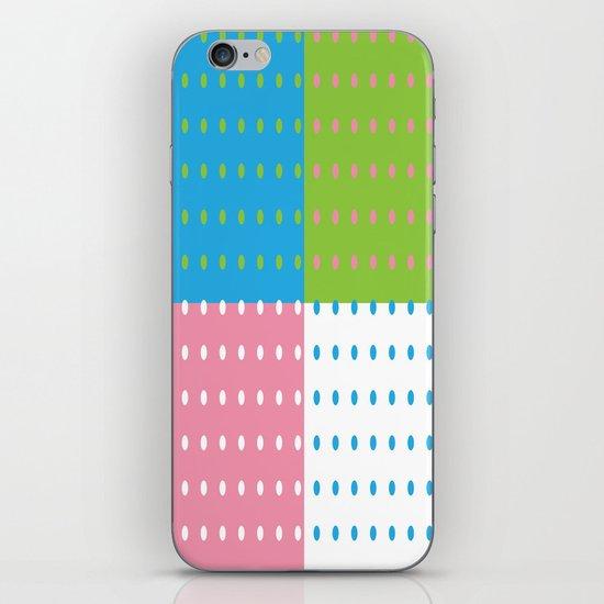 Ditzy iPhone & iPod Skin