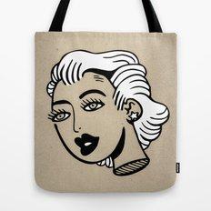Heady Night Tote Bag