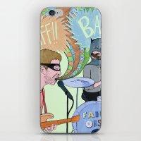 Fair Ohs iPhone & iPod Skin