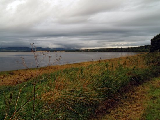 The Beauly Firth Canvas Print