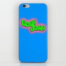 Fresh Jawn iPhone & iPod Skin