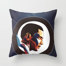 4ward Throw Pillow