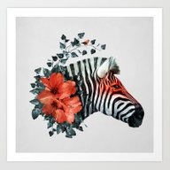 Art Print featuring Untamed by Tracie Andrews