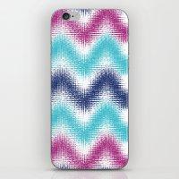 Batik Zig Zag iPhone & iPod Skin