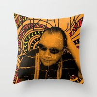 Black Francis, where is my mind? Throw Pillow