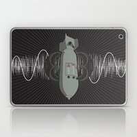 Bomb Bass Laptop & iPad Skin