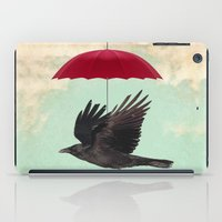 Raven Cover iPad Case