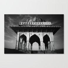 Mughal Sunset Canvas Print