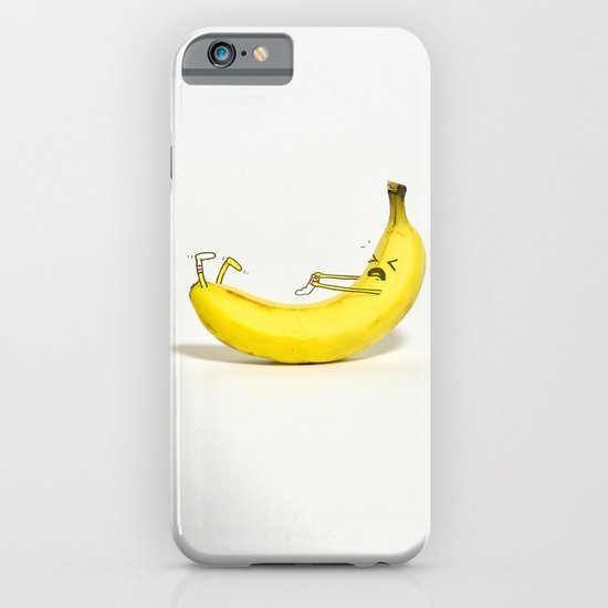 Banana Sock iPhone & iPod Case