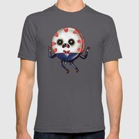 Peppermint Butler :: The Dark One Mens Fitted Tee Asphalt SMALL