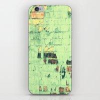 Like a ton of bricks iPhone & iPod Skin