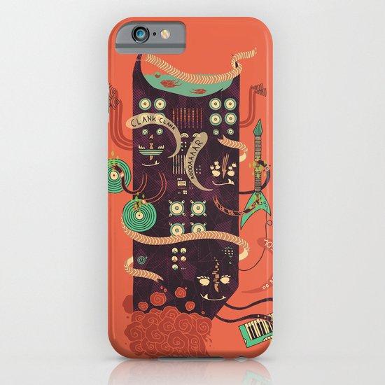 Power Trio iPhone & iPod Case