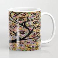 Abstract tree-11 Mug