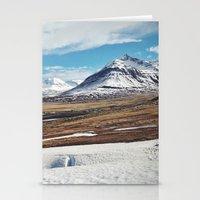 ísland II Stationery Cards