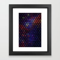 TriStar Framed Art Print