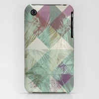 iPhone 3Gs & iPhone 3G Cases featuring Palm Trees V by Metron