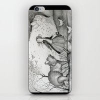 Storms, Bears, Berries, … iPhone & iPod Skin