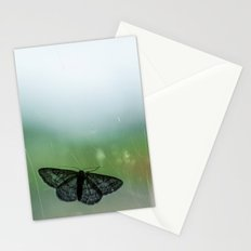 The Immobile Moth Stationery Cards