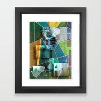 Kolimachicoulikos Framed Art Print