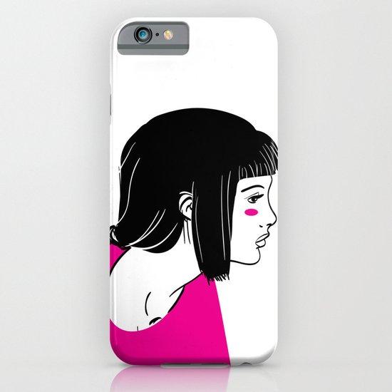 Girl 1 iPhone & iPod Case