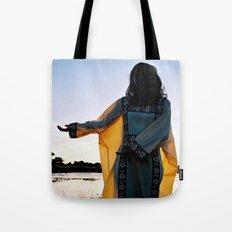 WAYUU YOUNG NATIVE LADY Tote Bag